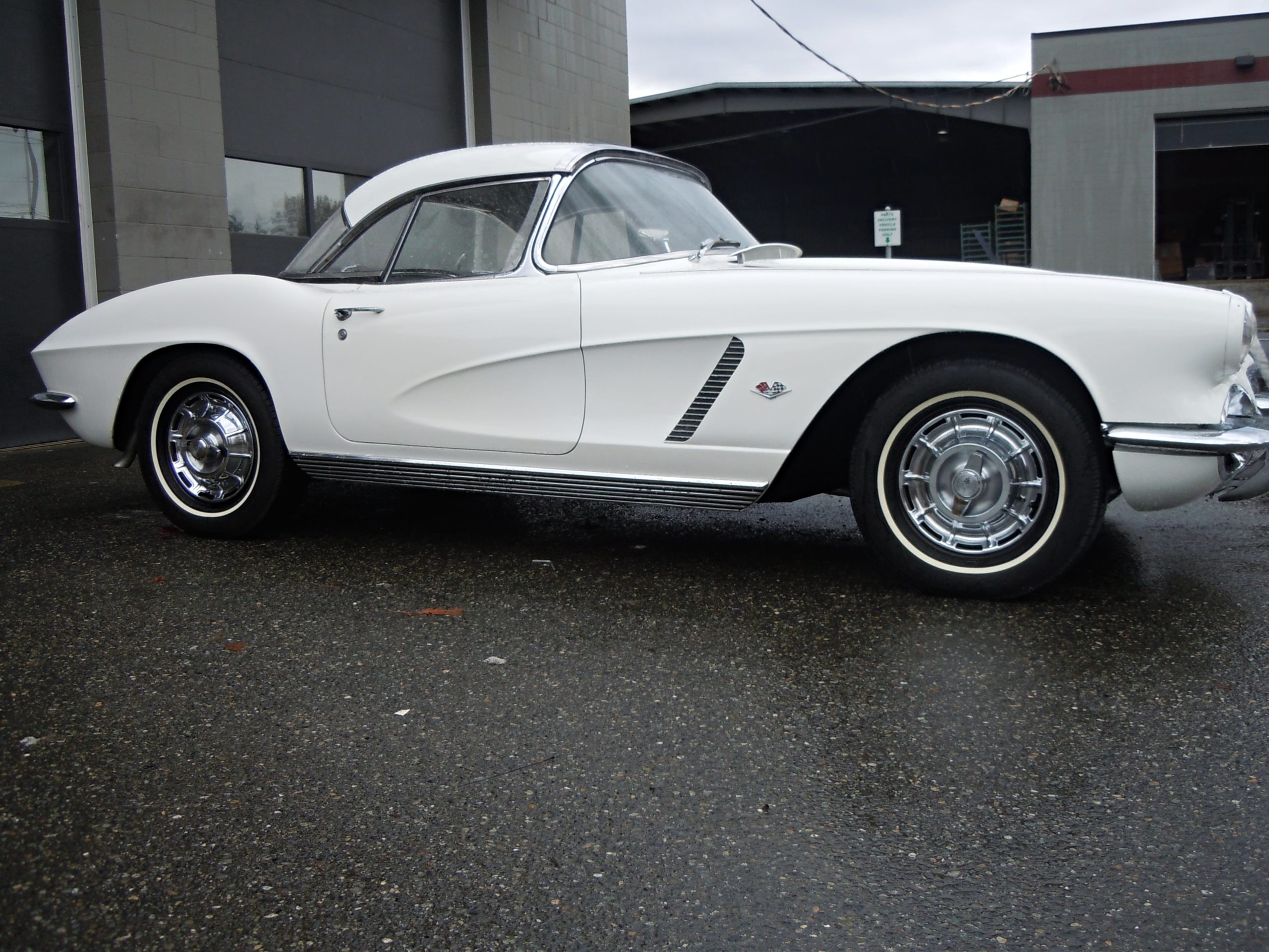 360 Fabrication 1958 Corvette 7