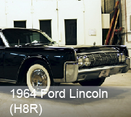 360 Fabrication 1964 Ford Lincoln