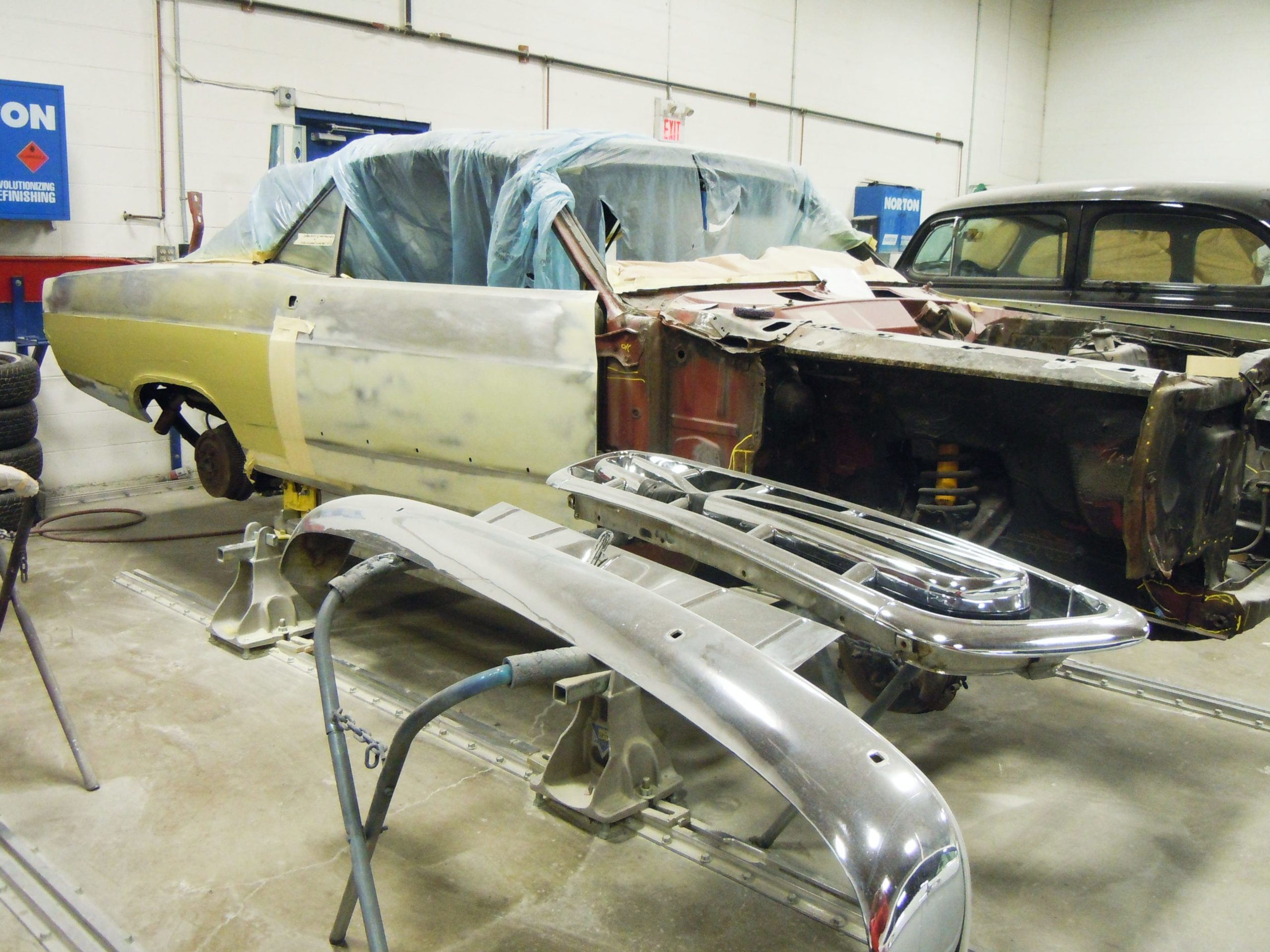 360 Fabrications 1967 Fairlane 1