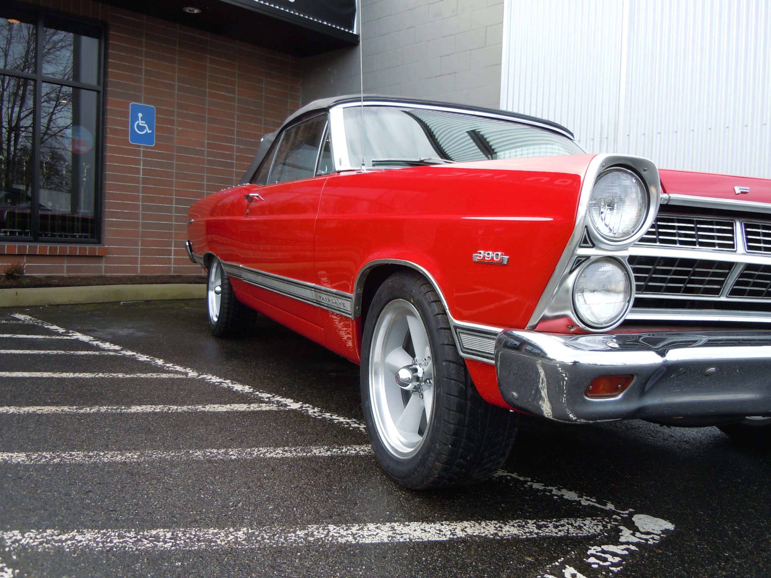 360 Fabrications 1967 Fairlane 10