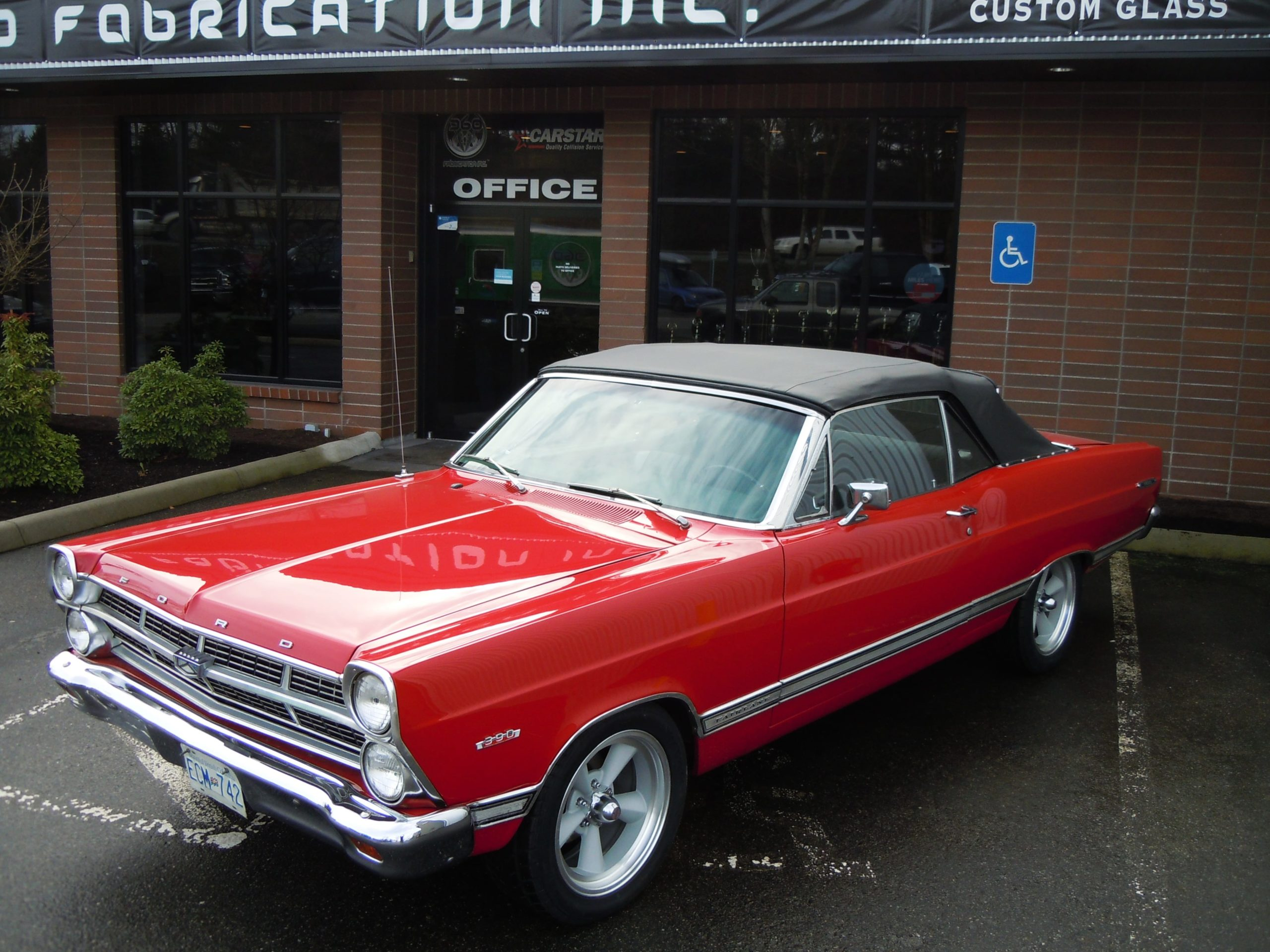360 Fabrications 1967 Fairlane 11