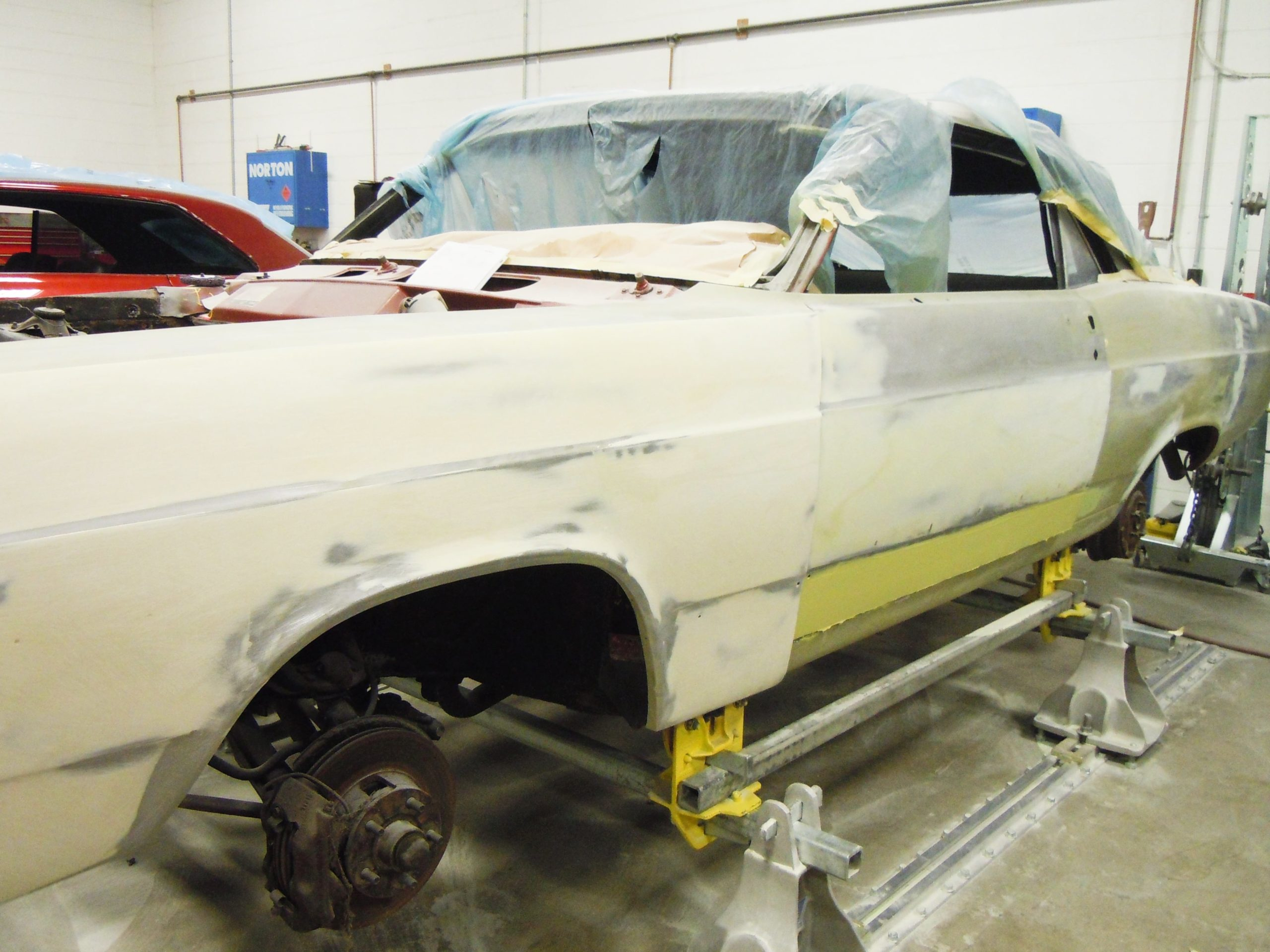 360 Fabrications 1967 Fairlane 2