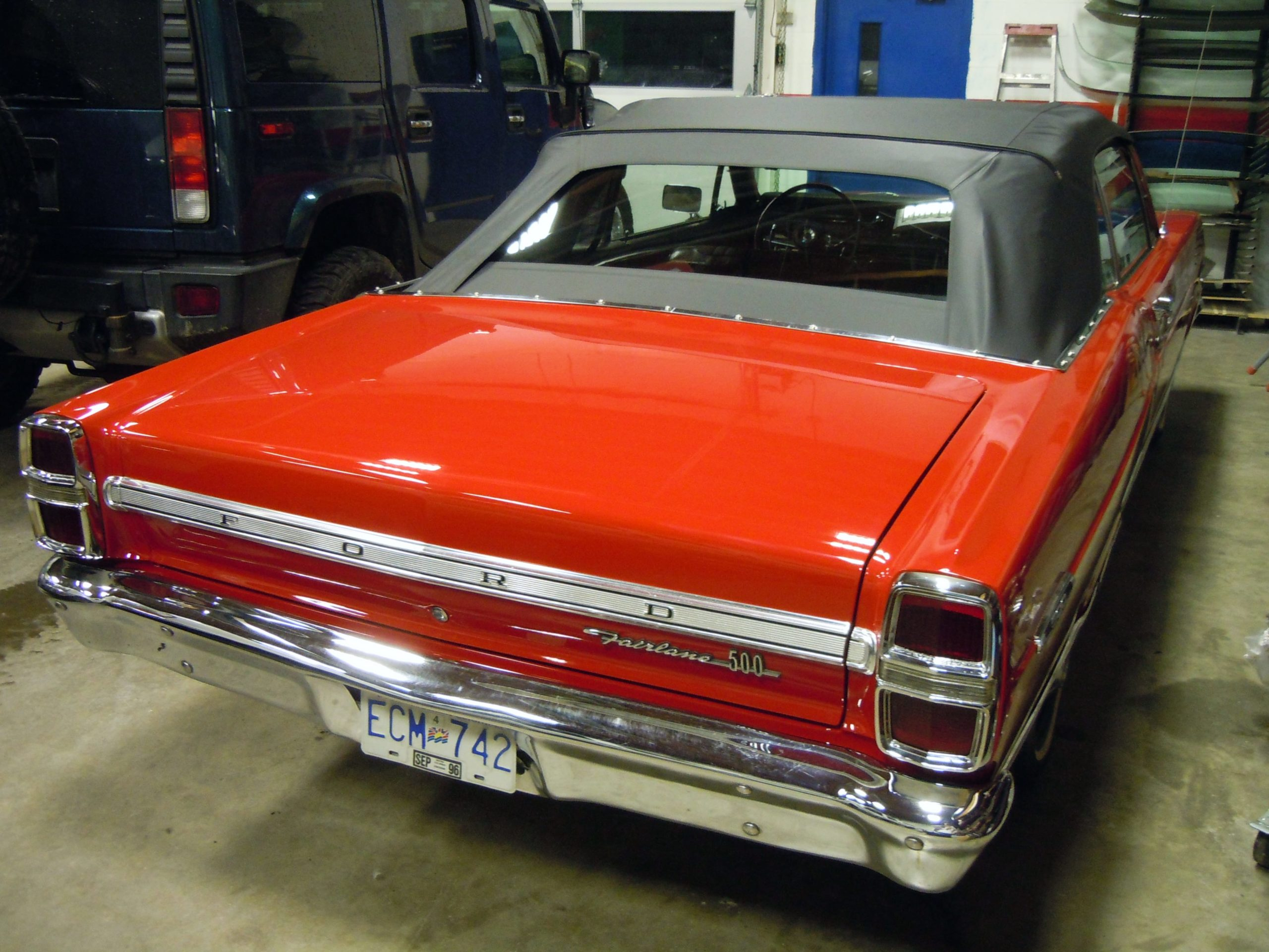 360 Fabrications 1967 Fairlane 9