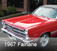 360 Fabrications 1967 Fairlane