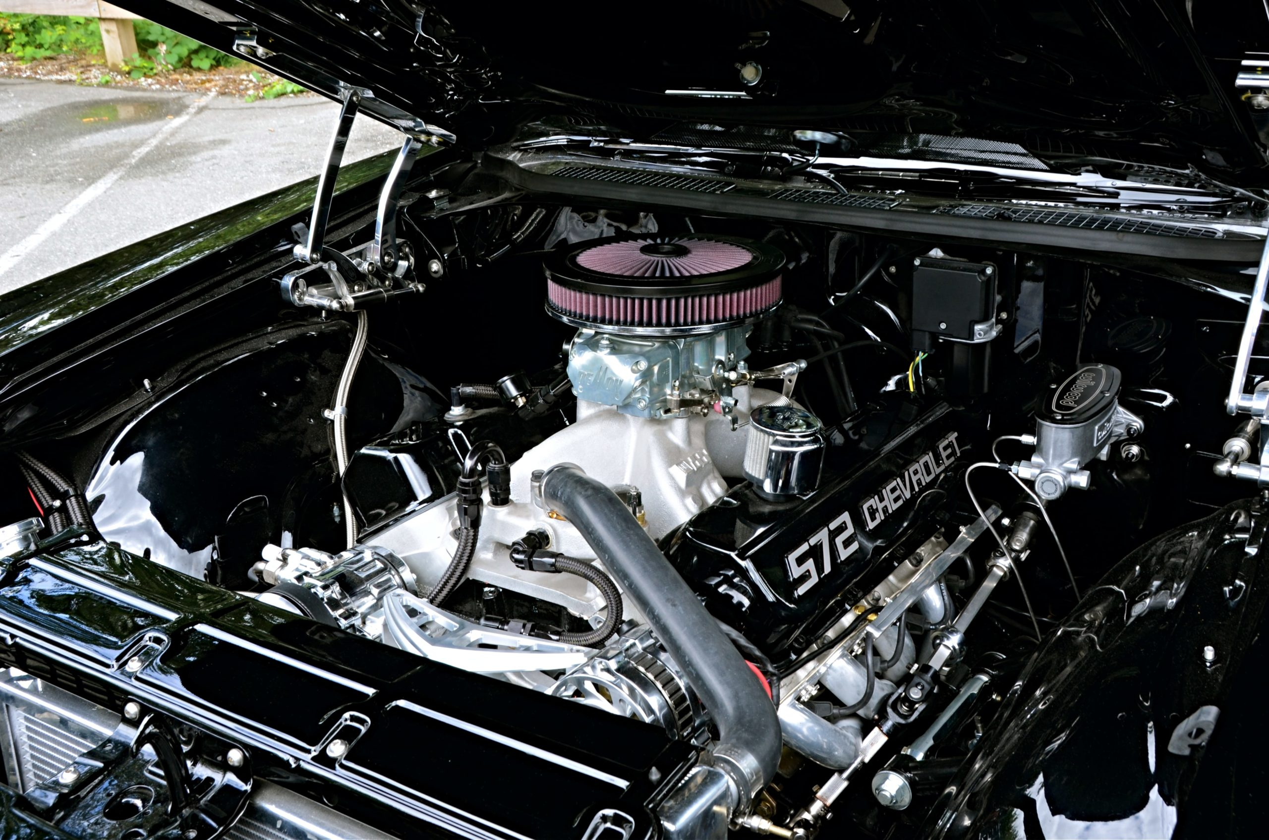 360 Fabrications 1970 Chevelle 1