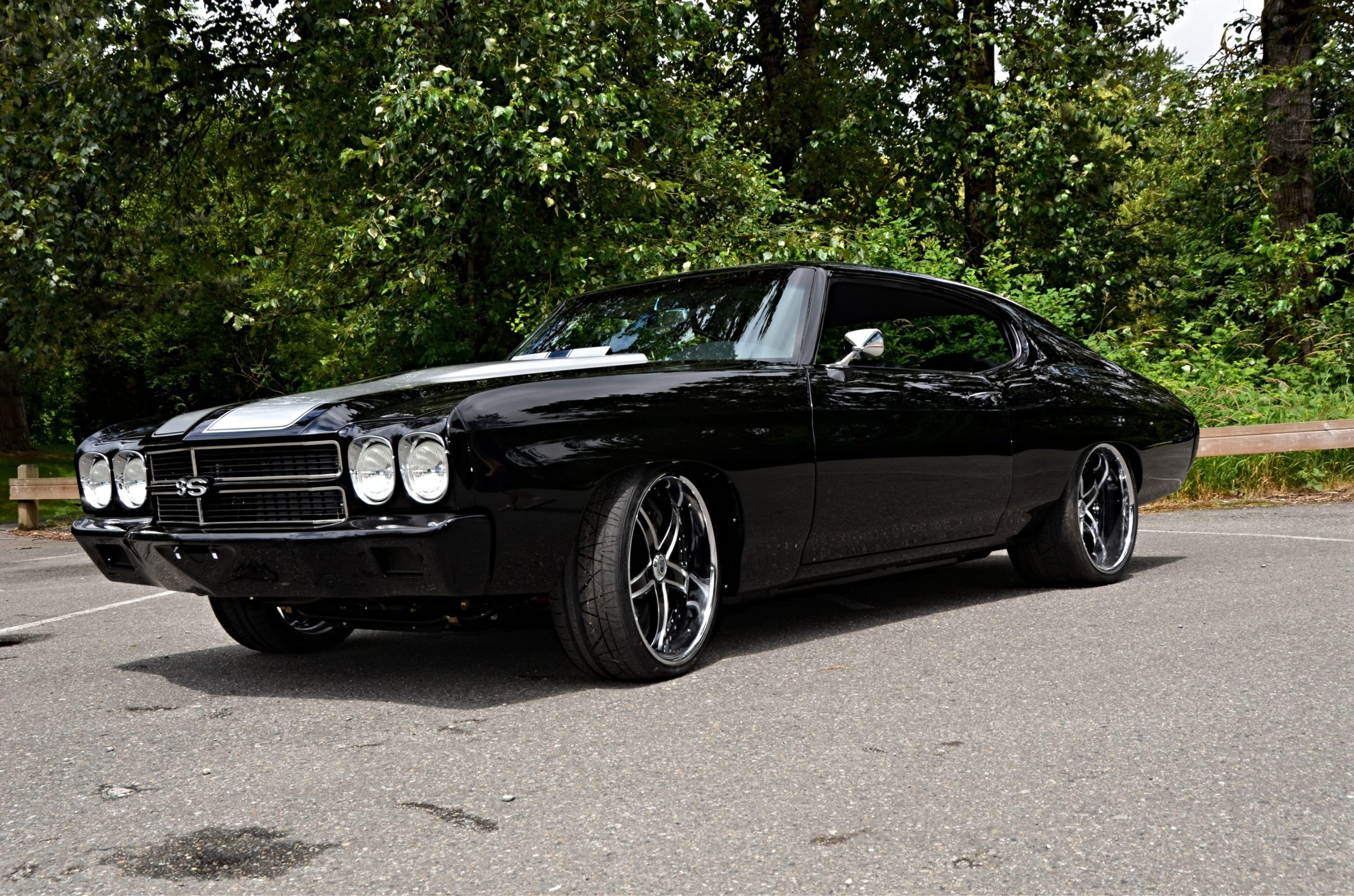 360 Fabrications 1970 Chevelle 10