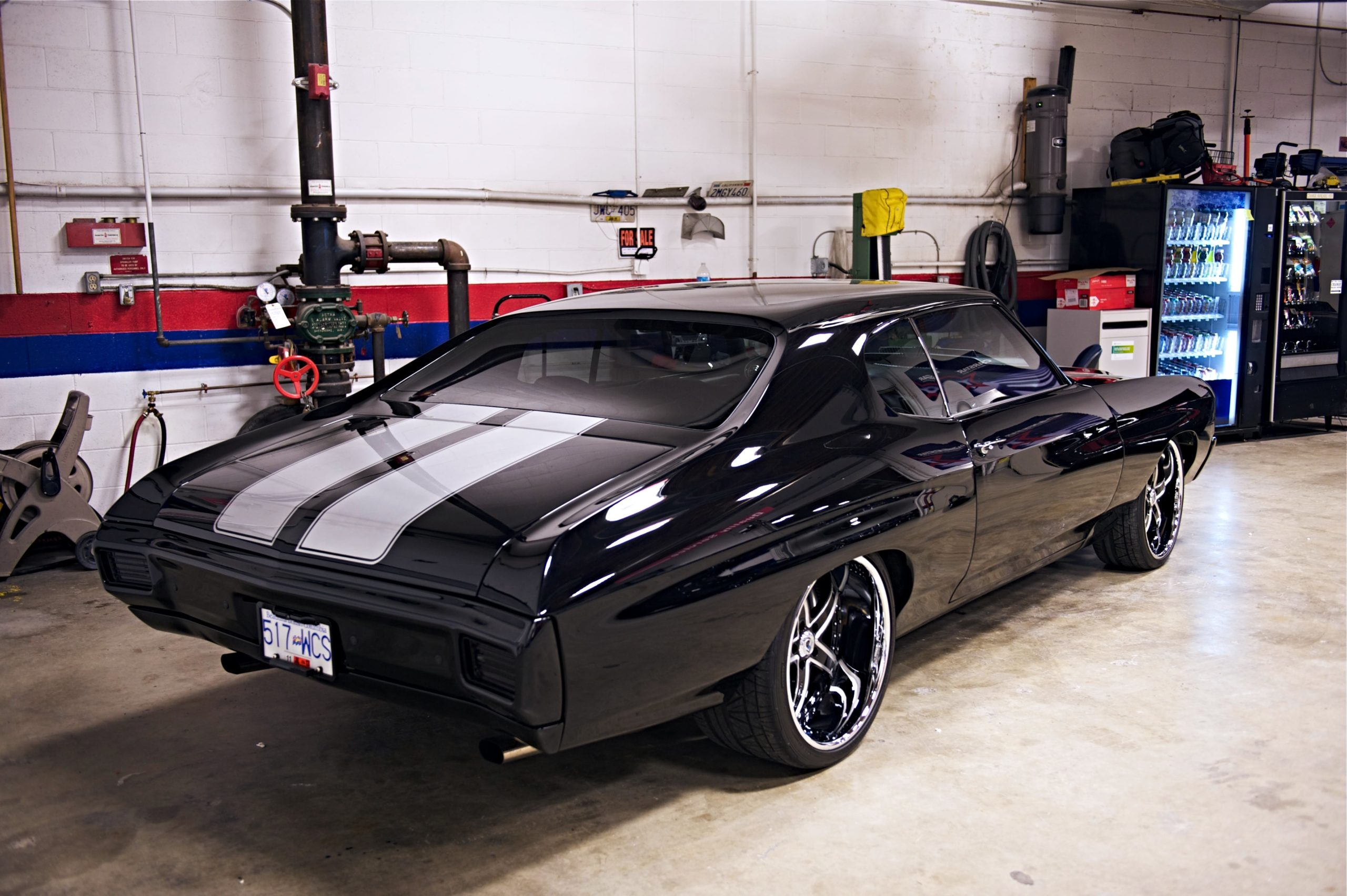 360 Fabrications 1970 Chevelle 8