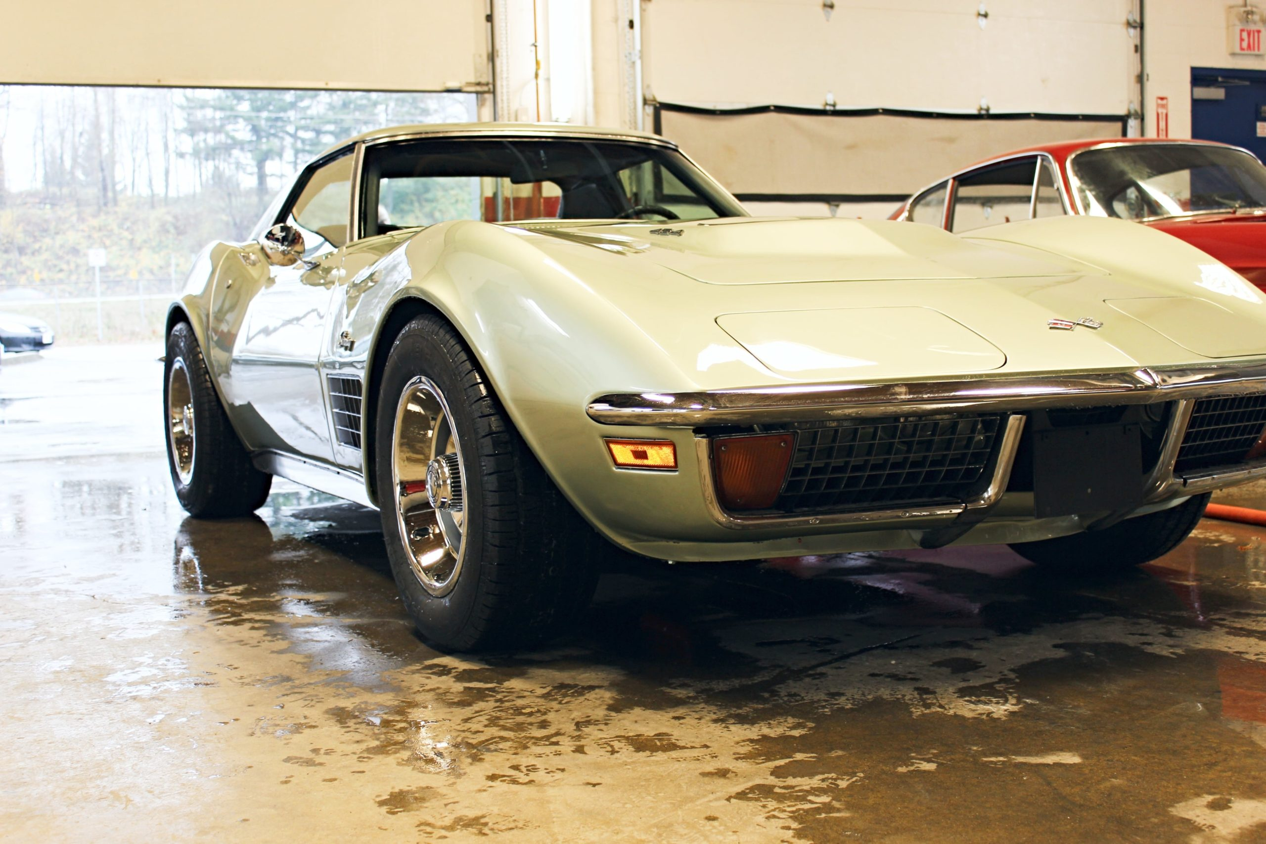 360 Fabrications 1972 Corvette 11