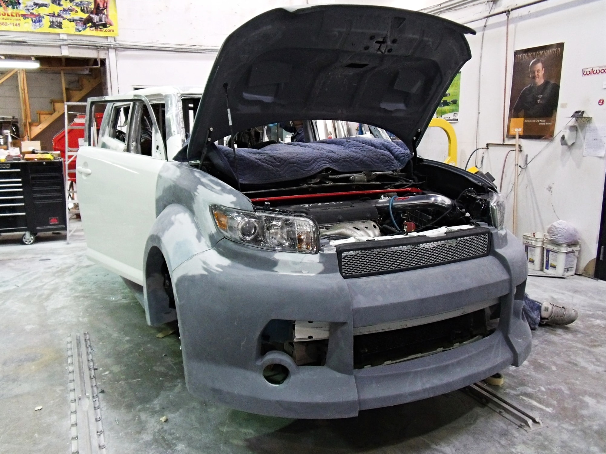 360 Fabrications Scion Openroad 1