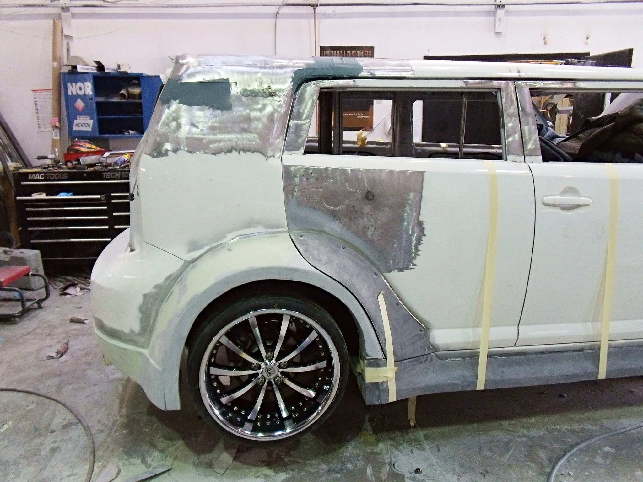 360 Fabrications Scion Openroad 4