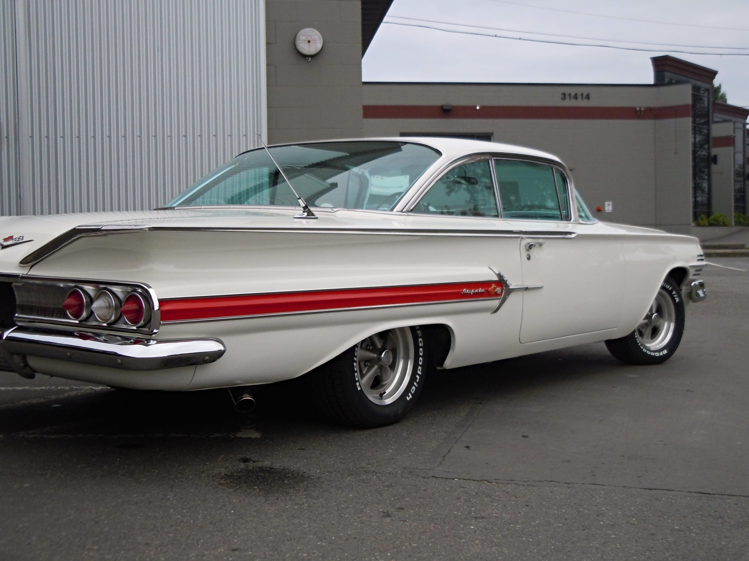 360 Frabrication 1960 Impala 3