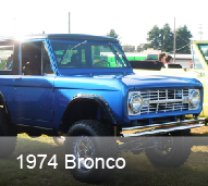 360 Fabrication 1974 Bronco