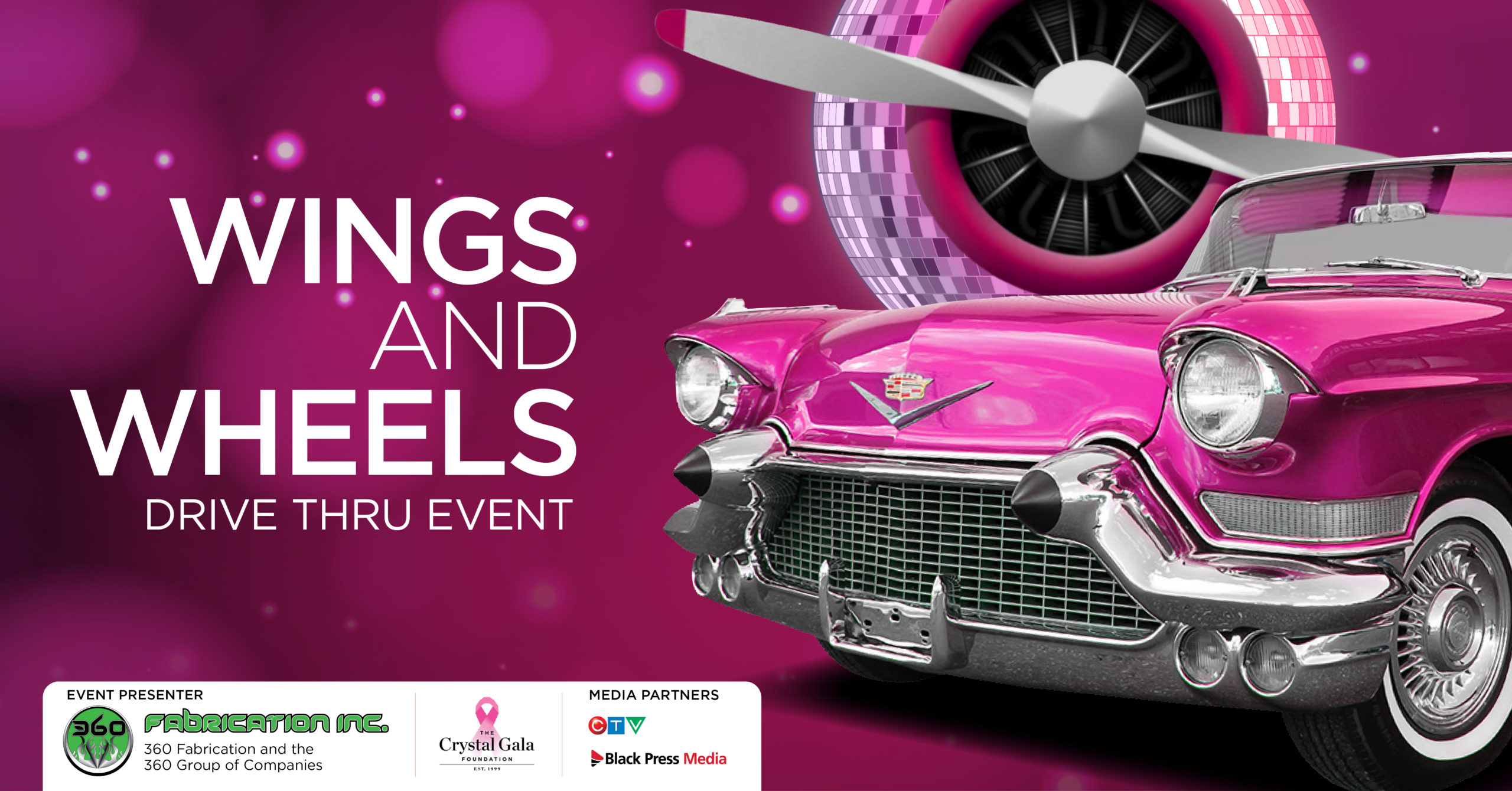 360 Wings and Wheels Event